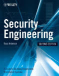 Security Engineering: A Guide to Building Dependable Distributed Systems (ISBN: 9780470068526)