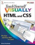 Teach Yourself VISUALLY HTML and CSS (ISBN: 9780470285886)
