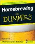 Homebrewing For Dummies (ISBN: 9780470230626)