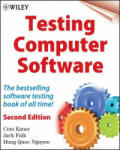 Testing Computer Software (2004)