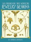 305 Authentic Art Nouveau Jewelry Designs (2009)