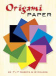Origami Paper: 24 7 X 7 Sheets in 12 Colors (2010)