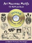 Art Nouveau Motifs CD-ROM and Book (2010)