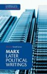 Marx: Later Political Writings (2001)
