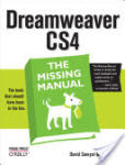 Dreamweaver CS4: The Missing Manual (ISBN: 9780596522926)