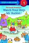 Richard Scarry's Watch Your Step, Mr. Rabbit! (2009)