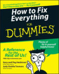 How to Fix Everything for Dummies: Home and Commercial (ISBN: 9780764572098)