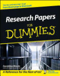 Research Papers for Dummies (2007)