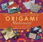 Origami Stationery Kit: Elegant Folded Note Cards and Envelopes for a Personal Touch (2003)