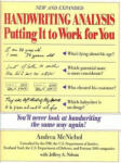 Handwriting Analysis: Putting It to Work for You (2010)