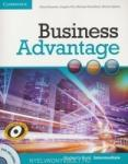 Business Advantage Intermediate Student's Book with DVD (2012)