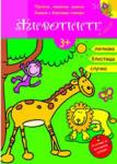 Животните се веселят - книжка с блестящи стикери (2008)