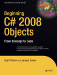 Beginning C# 2008 Objects (2010)