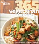 Better Homes and Gardens 365 Vegetarian Meals (ISBN: 9780470886601)