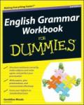 English Grammar Workbook For Dummies (ISBN: 9780470930700)