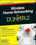 Wireless Home Networking for Dummies (ISBN: 9780470877258)