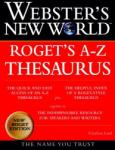 Websters New World Roget's A-Z Thesaurus (ISBN: 9780028631233)