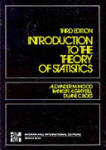 Introduction to the Theory of Statistics (2006)