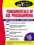 Schaum S Outline of Fundamentals of SQL Programming (2009)
