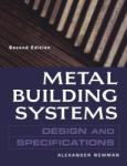 Metal Building Systems: Design and Specifications (2012)