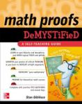 Math Proofs Demystified (2006)