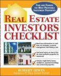Real Estate Investor's Checklist (2002)