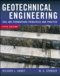 Geotechnical Engineering: Soil and Foundation Principles and Practice, 5th Ed (2002)