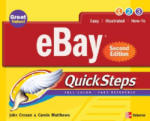 eBay® QuickSteps, Second Edition (2011)