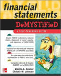 Financial Statements Demystified: A Self-Teaching Guide: A Self-teaching Guide (2003)