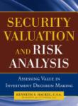 Security Valuation and Risk Analysis: Assessing Value in Investment Decision-Making (2001)