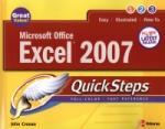 Microsoft Office Excel 2007 QuickSteps (2001)