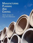 Manufacturing Planning and Control (2012)