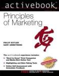Principles of Marketing, Activebook 2.0: Study Skills and Strategies (2012)