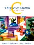 C: A Reference Manual (2003)