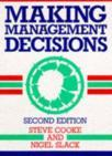 Making Management Decisions (ISBN: 9780135434062)