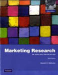 Marketing Research (2009)