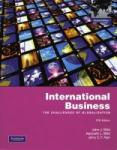 International Business: The Challenges of Globalization: Global Edition (2004)