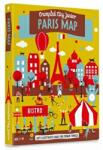 CRUMPLED CITY JUNIOR MAP PARIS (ISBN: 9788897487135)