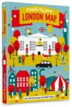 CRUMPLED CITY JUNIOR MAP LONDON (ISBN: 9788897487111)