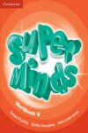 Super Minds Level 4 Workbook (2012)