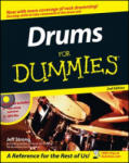 Drums For Dummies (ISBN: 9780471794110)