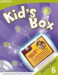Kid's Box Level 6 Activity Book with CD-ROM (2011)