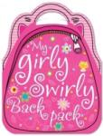 My Girly Swirly Backpack Over 1000 Stickers (2012)