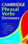 Cambridge Phrasal Verbs Dictionary Paperback (2005)