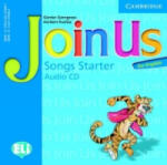 Join Us for English Starter Songs Audio CD (2007)