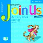 Join Us for English Starter Activity Book Audio CD (2007)