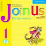 Join Us for English Level 1 Songs Audio CD (2004)