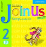 Join Us for English Level 2 Songs Audio CD (2007)