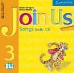 Join Us for English Level 3 Songs Audio CD (2007)