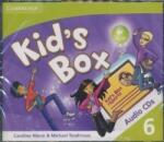 Kid's Box Level 6 Audio CDs (2008)